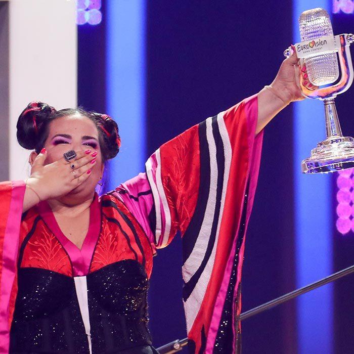netta songfestival winnaar 2018